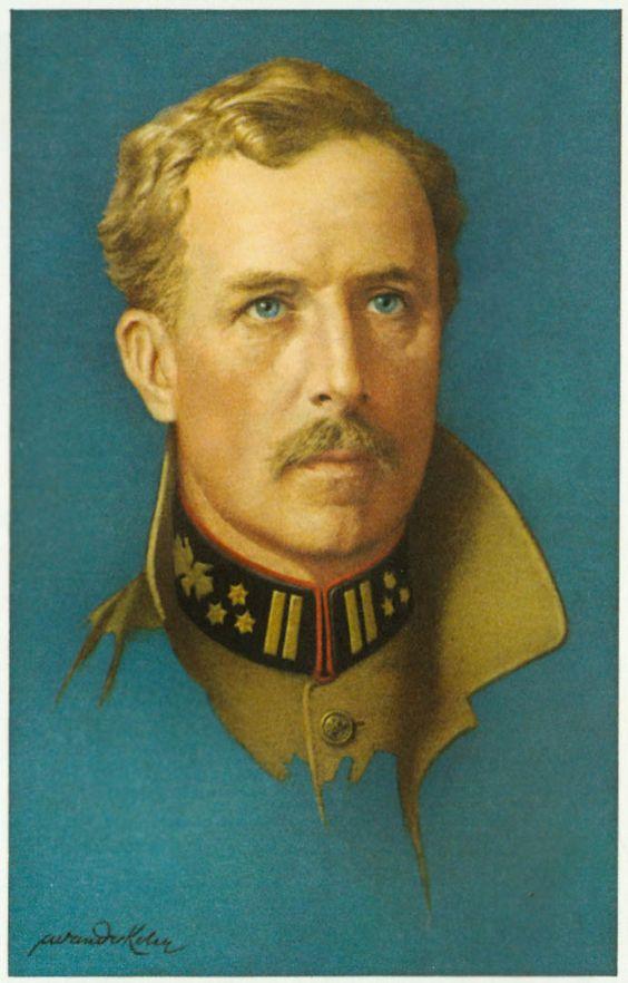 Albert I  De neef van Leopold II besteeg de troon onder de naam van Albert I. Hij zou tot in 1934 regeren, omkranst met een buitengewoon prestige. Die roem verdiende hij niet zozeer omdat hij de zegevierende held van de Eerste Wereldoorlog was, maar wel omdat hij een eenvoudig, wijs, eerlijk en rechtschapen man was.
