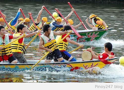 Philippine Dragon Boat Team1