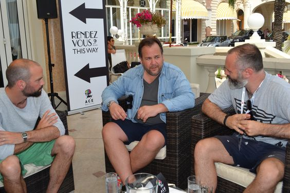 Linus Karlsson, McCann's chief creative officer of global brands, catches up with Rob and Lolly.
