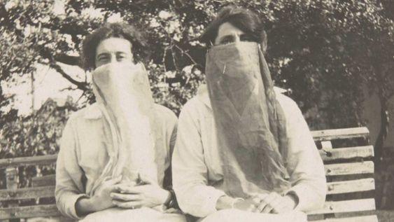 De reactie op het coronavirus kan voortkomen uit de Spaanse grieppandemie van 100 jaar geleden - ABC News