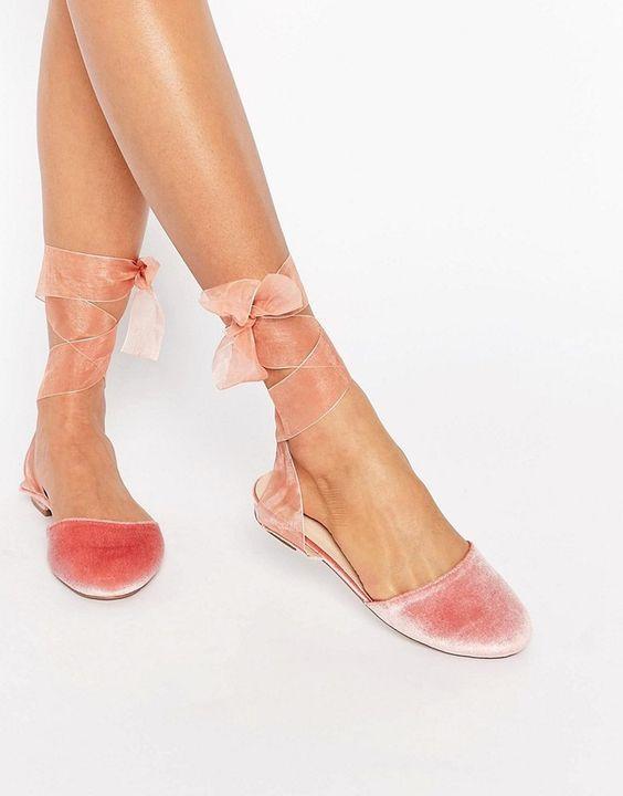 ASOS LAUREL Ballet Flats