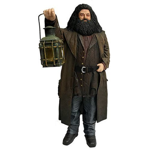 Harry Potter Hagrid Premium Motion Statue Hagrid Harry Potter Dolls Harry Potter