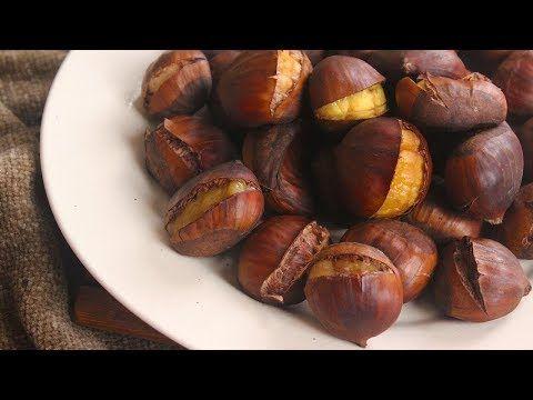 طريقة عمل الكستناء المشوي في الفرن أبو فروة في الفرن سناك شتوي لذيذ Youtube Cooking School Kitchen Food Snacks