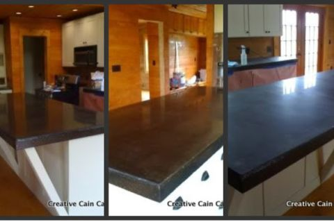 Hometalk :: Budget Countertops :: At The Picket Fence's clipboard on Hometalk