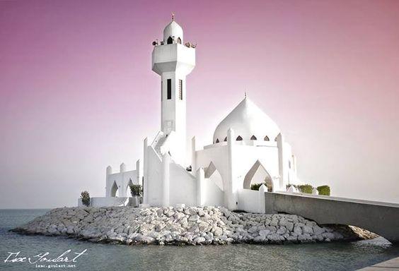 Mosque in Saudi Arabia (Al-Khobar)