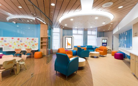Rainbow babies children s hospital angie fowler adolescent young adult cancer institute for Commercial interior design cleveland