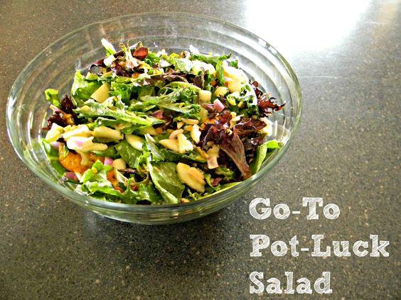 Glut free salad