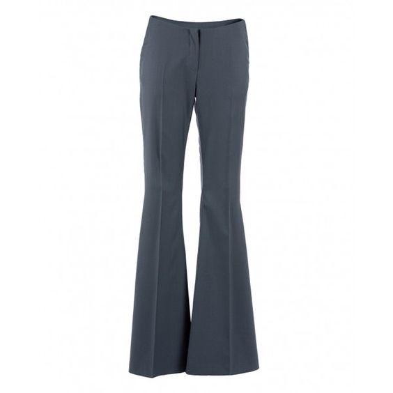 'Nice to meet you' #pants from 'Nice to Meet You' Collection signed ADELINA RUSU  http://adelinarusu.com/product/nice-to-meet-you/  #virginwool #grey
