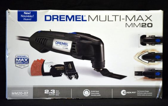 Dremel Multi-Max MM20 Oscillating Tool