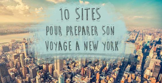 10 sites pour préparer son voyage à New York / Justeunedose, un blog lifestyle made in Lyon