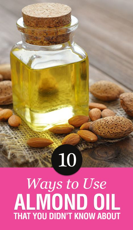 10 Ways to Use Almond Oil that You Didn't Know About