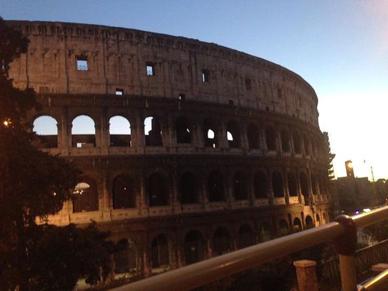Colosseum Rome  #myshot