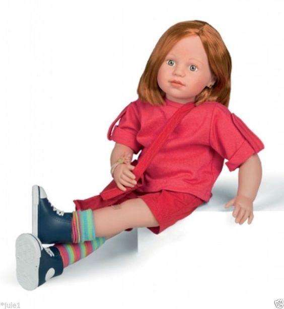 Orig. Zapf ♥♥♥ Hexe Lilli Puppe ♥♥♥ 50 cm | eBay