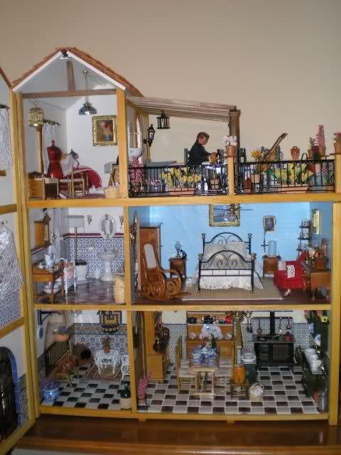 Casa de mu ecas andaluza cosas que adoro pinterest for Casa andaluza