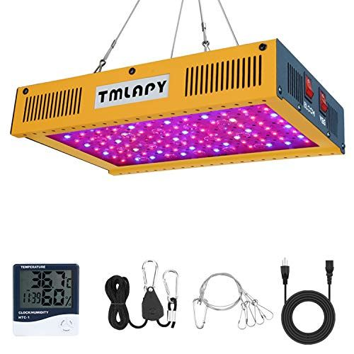 Amazing 1000w Led Plant Grow Light Full Spectrum Led Plant Growing Lamp With Veg And Bloom In 2020 Grow Lights For Plants Grow Lights Led Grow Lights