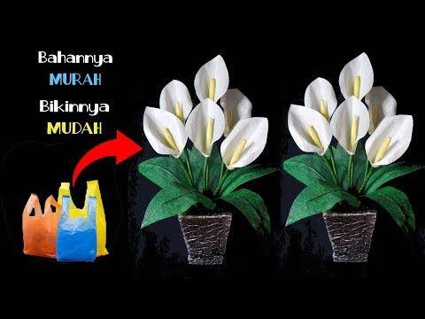 Cara Membuat Origami Bunga Lily | Origami Bunga dan Tanaman - YouTube | 360x480