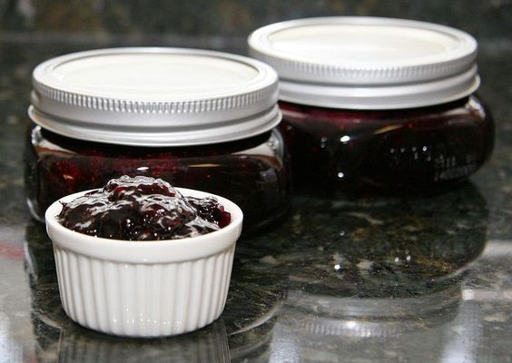 Homemade Blueberry Jam Recipe