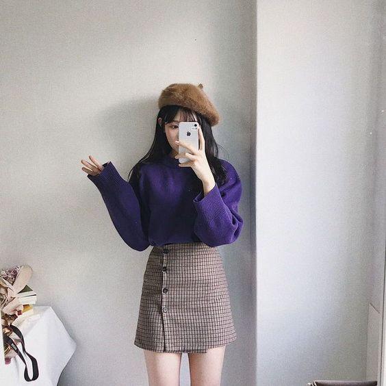 Gaya Pakaian Ala Korea