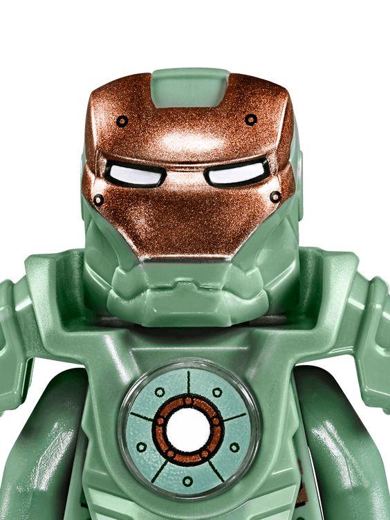 Iron Man MK 37 - Personajes - LEGO.com