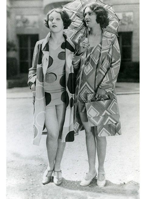 Fashion designs by Sonia Delauny.