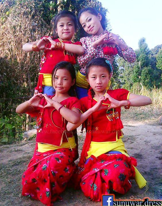 sunuwar young girl (Dolakha Nepal)