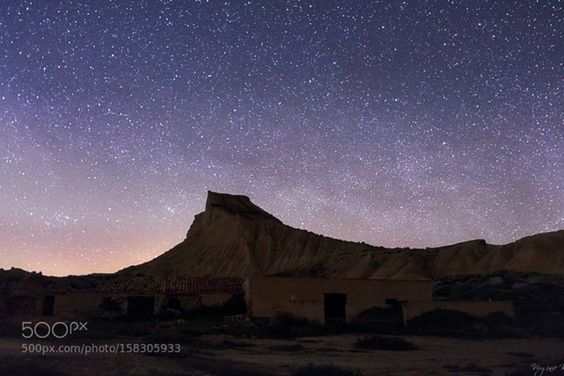 MILKYWAY OVER BARDENAS  Camera: Canon EOS 700D Lens: 17-70mm Focal Length: 17mm Shutter Speed: 47sec Aperture: f/2.8 ISO/Film: 1600  Image credit: http://ift.tt/25RRwj1 Visit http://ift.tt/1qPHad3 and read how to see the #MilkyWay  #Galaxy #Stars #Nightscape #Astrophotography