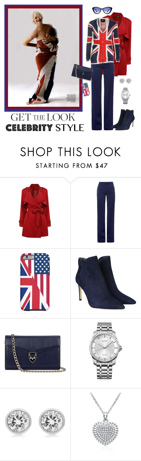 """""""Dame Helen Mirren"""" by krusie ❤ liked on Polyvore featuring Altuzarra, Tory Burch, Aspinal of London, Calvin Klein, Michael Kors, Italia Independent, women's clothing, women, female and woman"""
