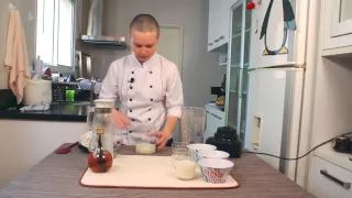 leite vegetal de aveia - YouTube