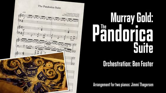 Murray Gold: The Pandorica Suite (version 2.1 - from Doctor Who - arr. f...