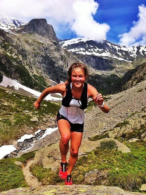 ULTRA TRAIL RUNNER - Emily Forsberg