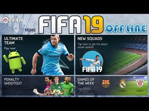 New Fifa 19 Android Mobile Offline Mod Apk Obb Data Download Youtube Fifa Games Fifa Offline Games