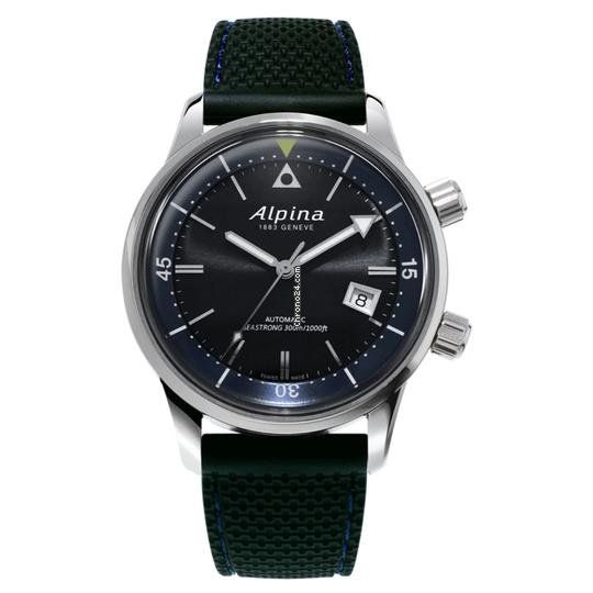Alpina Seastrong Diver Heritage Al 525g4h6 Men S Watch For 1 147 For Sale From A Seller On Chrono24 In 2021 Watches For Men Diver Classic Watches