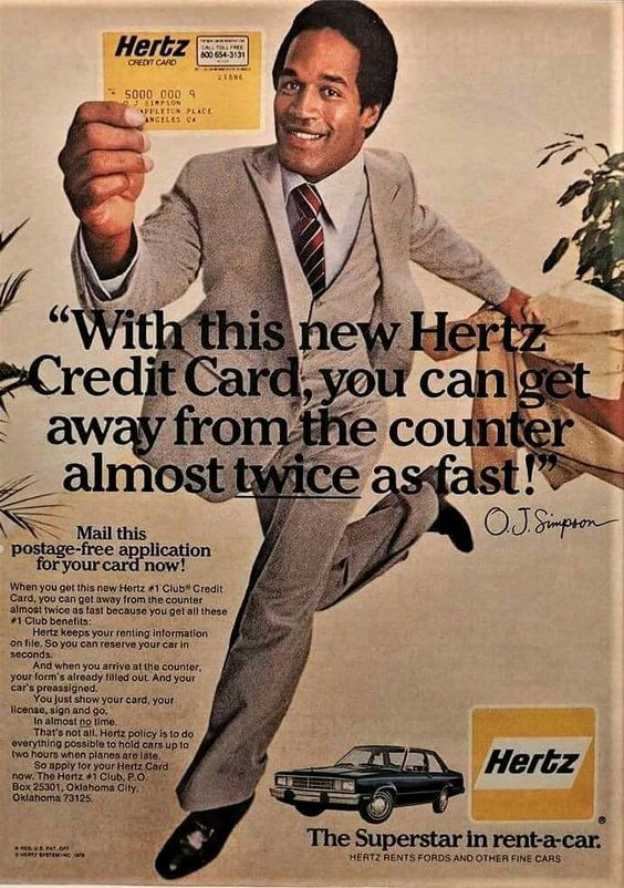 This ad looks a little different in hindsight...