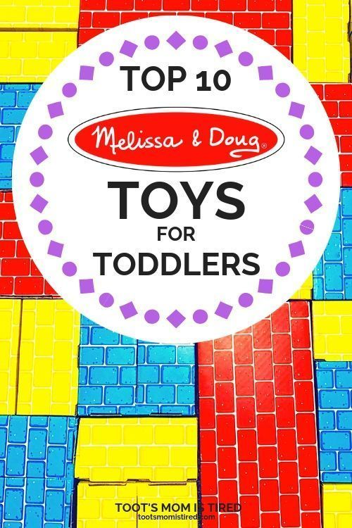 Melissa And Doug Toys For Toddlers