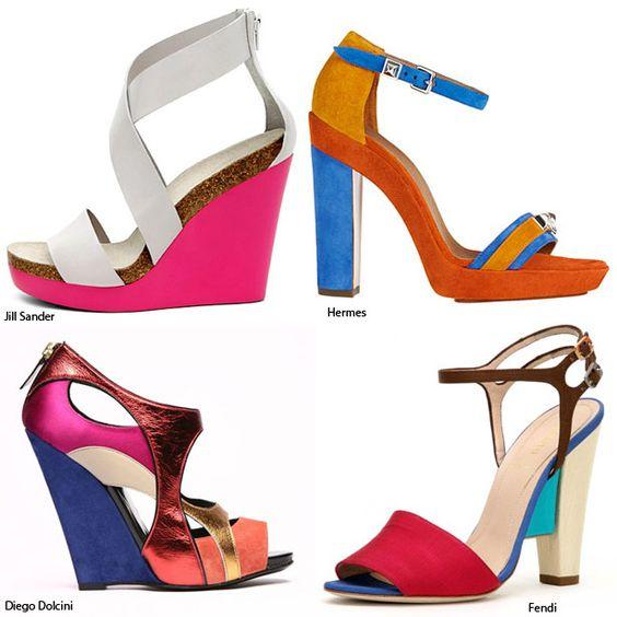 ...: Shoe Collection, Color Blocking, Fabulicious Color, Ride Colorfully, Katespadeny Vespa, Ridecolorfully Katespadeny