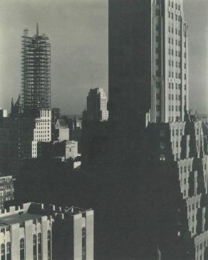 Looking Northwest from the Shelton by Alfred Stieglitz - Old New York.jpg