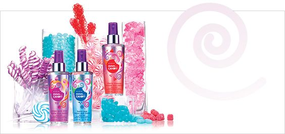 mmm...Candy Body Mist Shop www.youravon.com/robinward