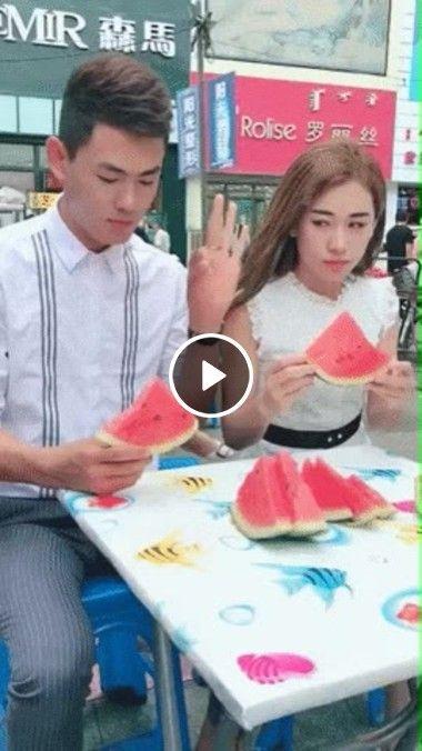 O truque da melancia