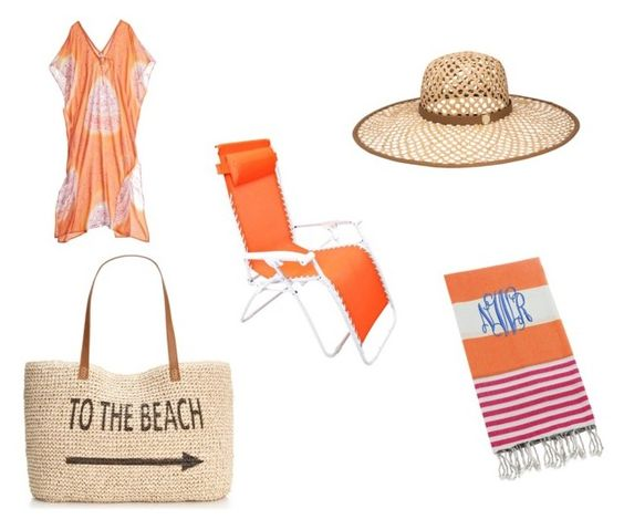 """Mother's Day Beach Mama"" by sgaffney on Polyvore featuring Style & Co., Jordan Manufacturing, Cool Change and Henri Bendel:"