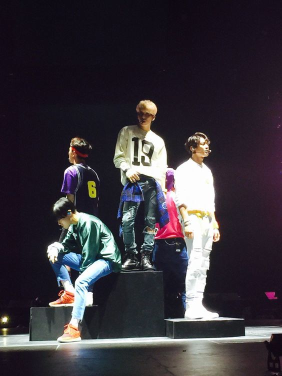 160730 #SHINee - 2016 KCON in LA - KINGS