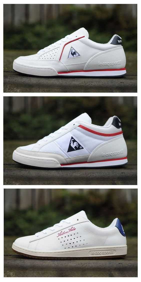 Le Coq Sportif Tennis Collection