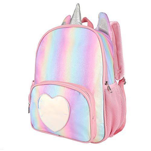 Cute Unicorn Children Backpacks Mini Schoolbag Kid Girl Women Travel School Bags