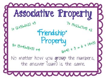 math worksheet : 1000 ideas about properties of addition on pinterest  : Associative Property Of Addition Worksheets 3rd Grade