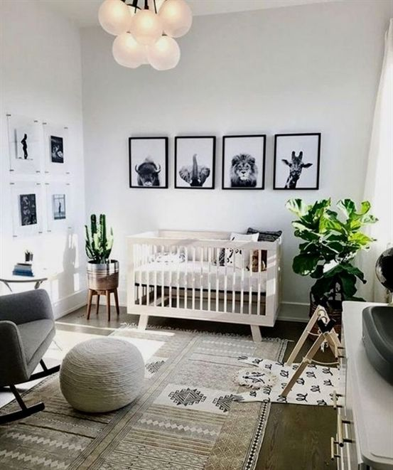 12 Perfect Gender Neutral Nurseries Idee Chambre Bebe Chambre