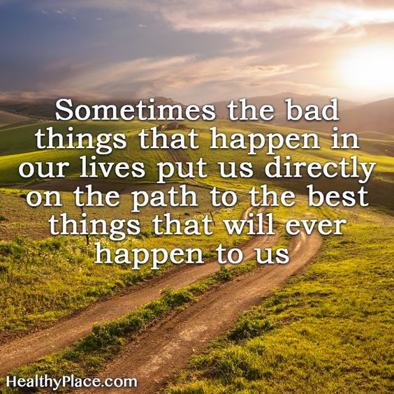 Why Bad Things Happen Quotes: Pinterest • The World's Catalog Of Ideas