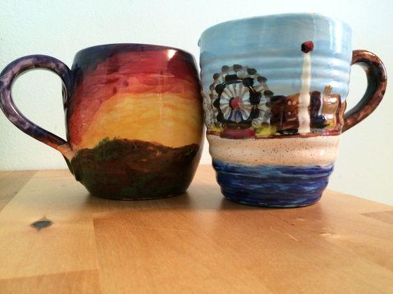 scenic mugs