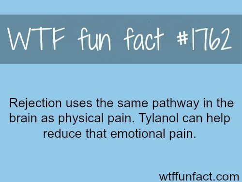 Potentially useful knowledge...especially for an angsty teenager