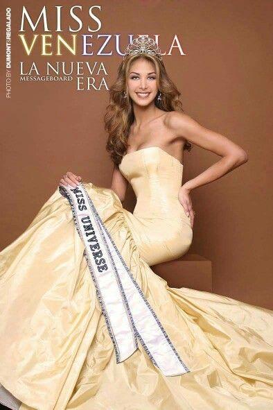 Dayana Mendoza - Venezuela - Miss Universe 2008