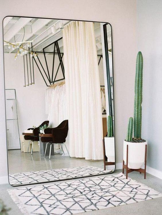 Comment Realiser Une Belle Deco Avec Un Miroir Design Avec