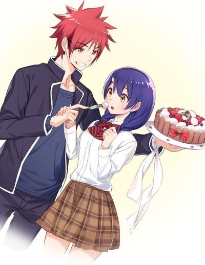 ケーキ食戟のソーマ田所恵